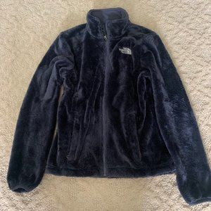 Navy North Face Jacket (XS)